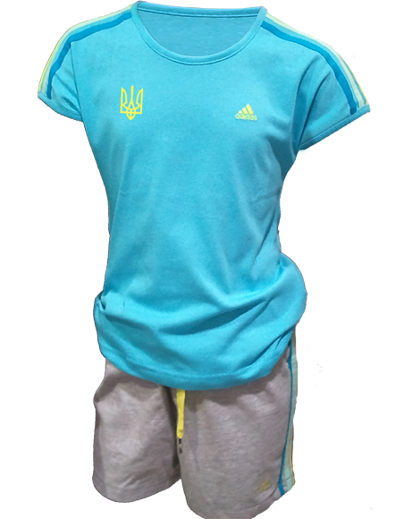 Футболка сборной Украины 8a43cd4fb9817